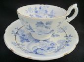 SOLD -HIlditch and Hopwood 'Twisted Tree' cup and saucer